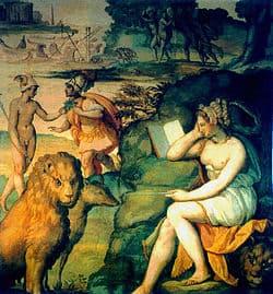 Ulysse chez Circé
